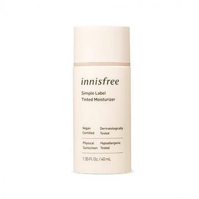 [Innisfree] Simple Label Tinted Moisturizer 40ml