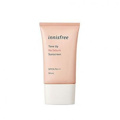 [Innisfree] Tone Up No Sebum Sunscreen SPF 35 PA+++