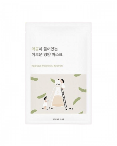 ROUND LAB Soybean Nourishing Mask 1 Sheet