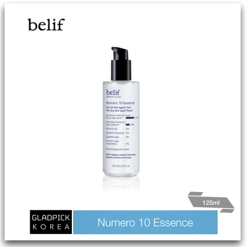 [belif] Numero 10 Essence (125ml)