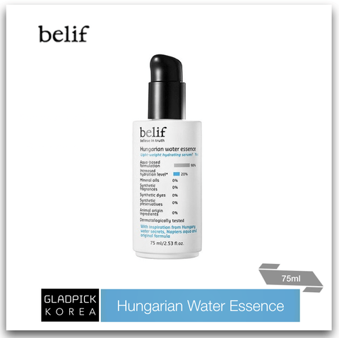[belif] Hungarian Water Essence (75ml)