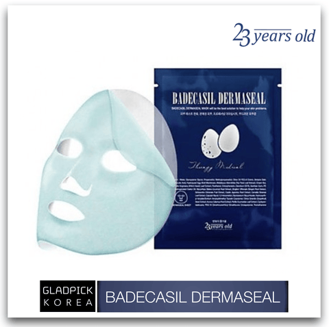 [23 Years Old] Badecasil Dermaseal Mask