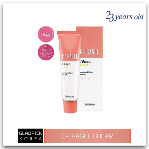 [23 Years Old] C-Tragel Cream