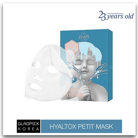[23 Years Old] Hyaltox Petit Mask (30ml)