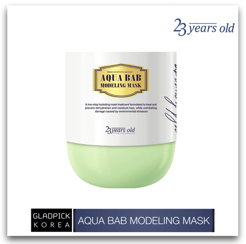 [23 Years Old] Aqua Bab Modeling Mask