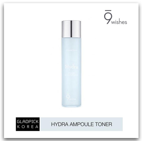[9wishes] Hydra Ampule Toner 150ml
