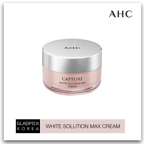 [A.H.C] Capture White Solution Max Cream 50ml