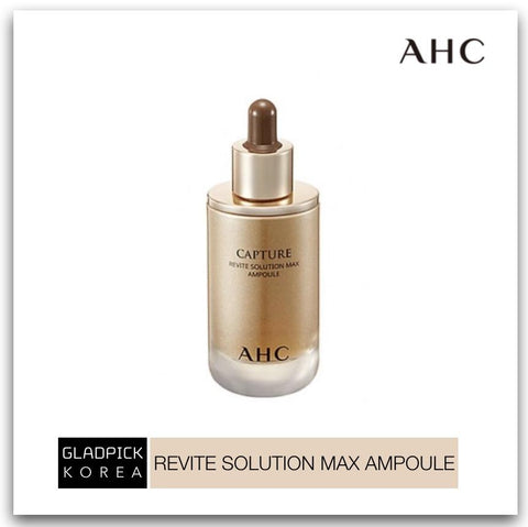 [A.H.C] Capture Revite Solution Max Ampoule 50ml