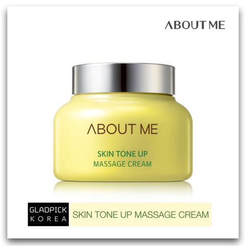 [About Me] Skin Tone Up Massage Cream (150ml)