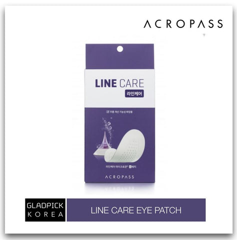 [ACROPASS] Line Care Patch (4 patches)