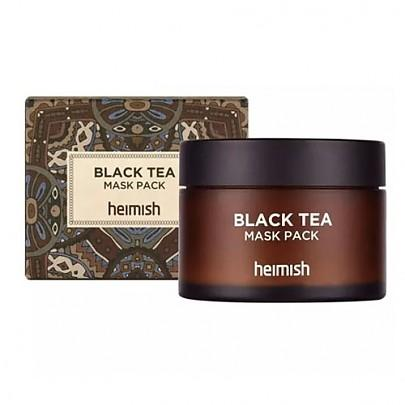 [heimish] Black Tea Mask Pack (110ml)