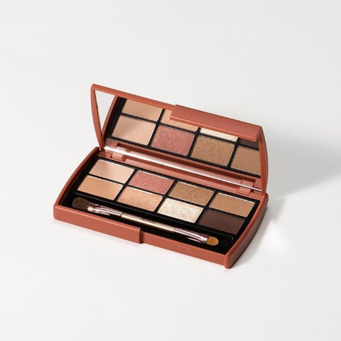 [heimish] Eye Palette (Brick Brown)