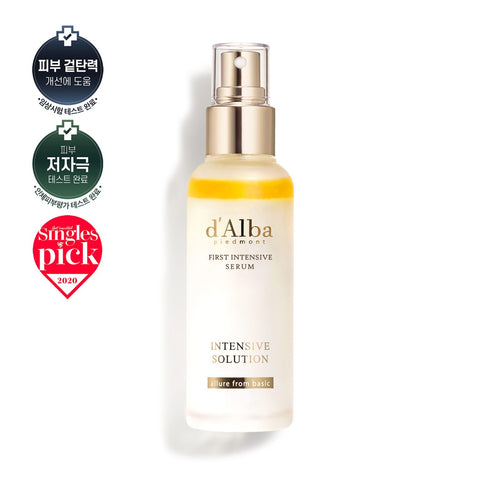 D'Alba White Truffle First Intensive Serum