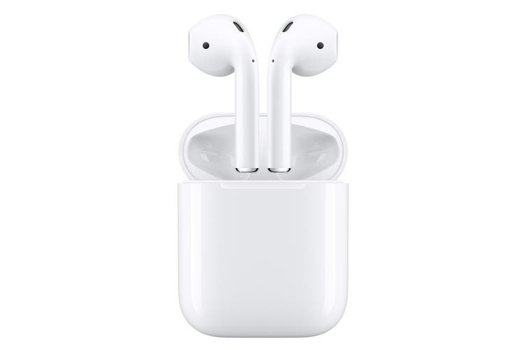 Original Apple AirPods Gen 2 with Wireless Charging Case