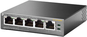 TP-Link TL-SF1005P - 5 Port Gigabit PoE Switch