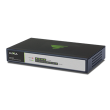 Load image into Gallery viewer, Luxul XFS-1084P - 8-PORT/4 POE FAST ETHERNET POE SWITCH