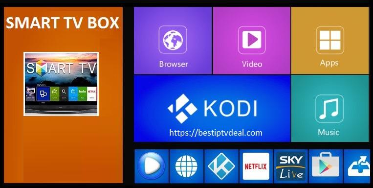 How to install Smart IPTV on an Android BOX