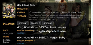 """Good Girls"" Last episode"