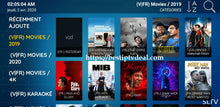 Load image into Gallery viewer, IPTV New Movies 2020