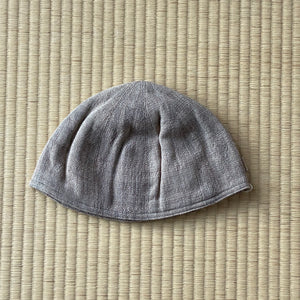 Cotton Dome Cap 7216A - Size L - Light Brown