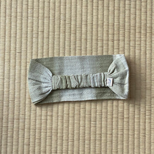Hair Band 7042V - Universal Size - Olive Green