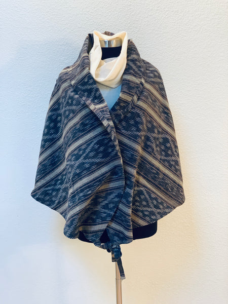 Leaf Wrap Hemp 2200N FA - Indigo Multi Color