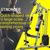 Multi-function Gym Equipment Single Person Station Home Gym Multi-functional Set Combination Huge Forces Apparatus 100LB