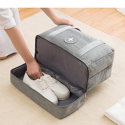 Waterproof  Sports Bag Training Gym Bag Shoes Storage Men Woman Fitness Bags Durable Multifunction Handbag Outdoor Sporting Tote