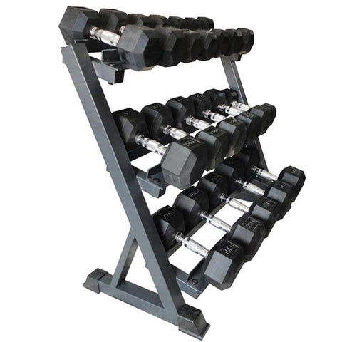 Three Layer Dumbbell Rack Dumbbell Plating Dumbbell Slice Dumbbell Fitness Equipment