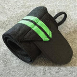 1Pc Crossfit Weightlifting Gym Glove Dumbbell Kettlebell Brace Support Protector Strap Musculation Bodybuilding Gym Equipment