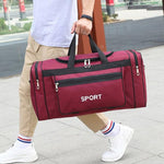 Big Capacity Gym Bags Sport Men Fitness Gadgets Yoga Gym Sack Mochila Gym Pack for Training Travel Sporttas Sportbag Duffle Bags