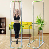 HW881 Adjustable Indoor Horizontal Bar Household Chin-Up Fitness Equipment Pull-Up Equipment Muscle Training Parallel Bars