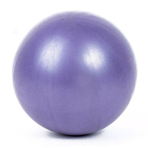 Yoga Ball 25cm Exercise Ball for Yoga Fitness Pilates Ball Balance Exercise Gym Fitness Training Stability Yoga Accessories