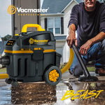 Vacmaster 1500W Vacuum Cleaner 15L Tank Industrial Vacuum Cleaner Wet Dry Vacuums Dust Collector Water Washing Machine