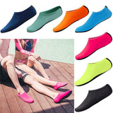 Hot Water Shoes Aqua Shoes Beach Sneakers Unisex Latent Swimming Driving Fitness Leisure Barefoot Seaside Shoes Diving Socks