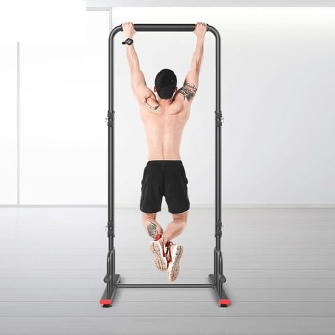New Indoor Stable Non-slip Adult Children Multifunctional Height Adjustable Horizontal Bar Load-bearing 150KG Fitness Equipment