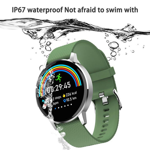 Smart Watch T4 Bracelet Heart Rate Blood Pressure Monitor Call Reminder Fitness Tracker Waterproof Smart Watch Android IOS