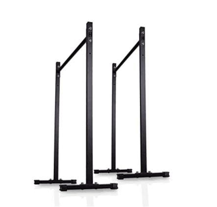 Double-rod Multifunctional Indoor Single Parallel Bar Domestic Pull-up Trainer Split Parallel Bar Push-up Bracket