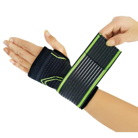 Mumian 3d Pressurized Elastic Wrist Bandage Support Strap Wraps Hand Palm Support Wristbands Support Wrist Compression Wrist Pad