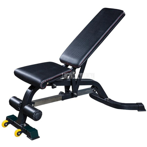 High Quality Professional Dumbbell Bench Fitness Training Adjustable Chair Sit Up Bench Exercise Fitness Equipment Load 300kg