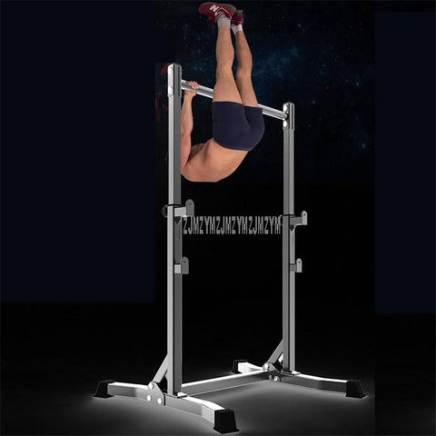 Exercise Workout Chin Up Pull Up Upside Down Floor Stable Horizontal Bar Indoor Sport Fitness Equipment Gym Exercise Equipment