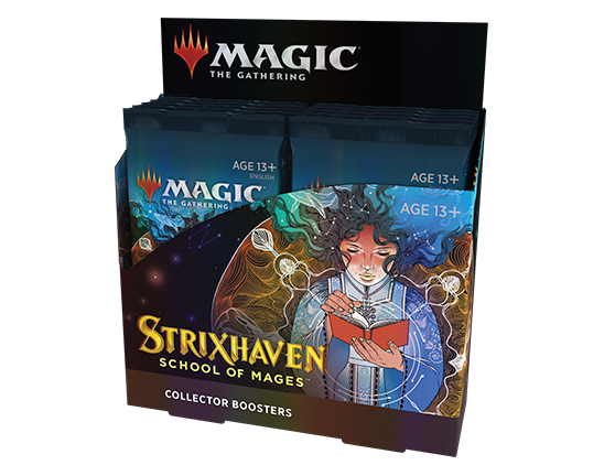 Magic the Gathering Strixhaven Collectors Booster