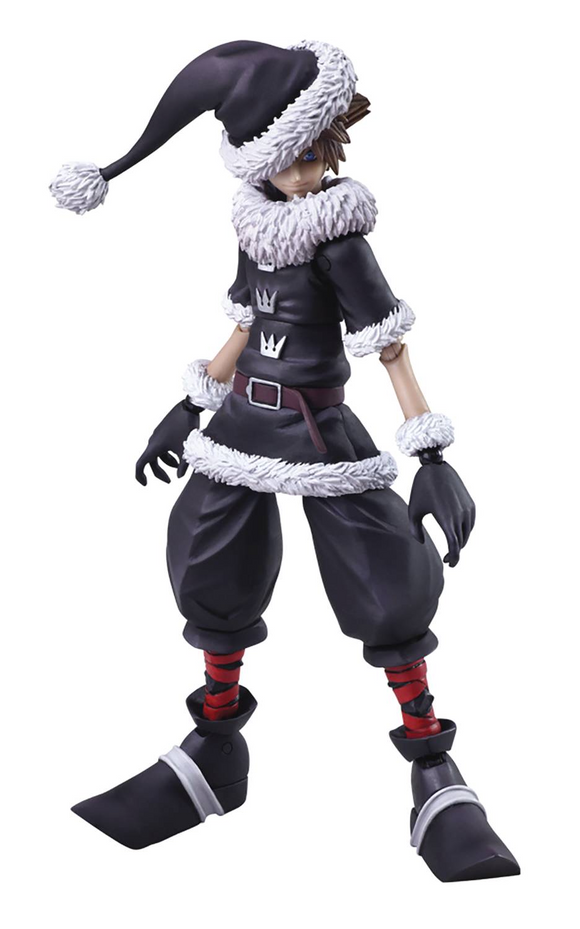 Bring Arts Kingdom Heart II: Sora Christmas Town ver