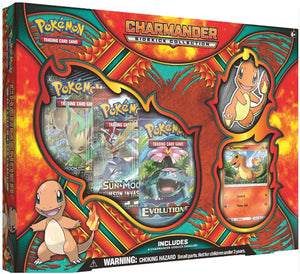 Pokemon Charmander Sidekick Collection Box