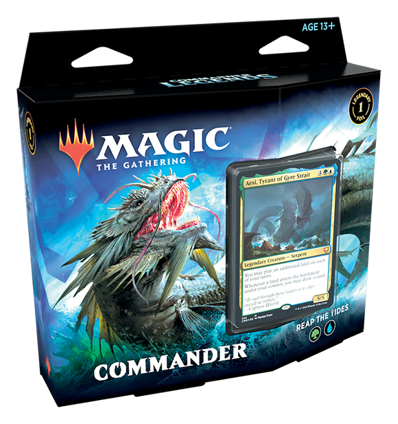 Magic the Gathering Commander Legends (Choose One)