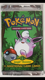 Pokemon 1st Edition Jungle Booster Pack