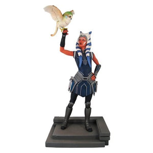 Star Wars Clone War Ahsoka Tano Premier Collection statue