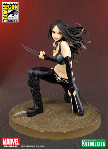 Bishoujo X-23 Statue SDCC exclusive