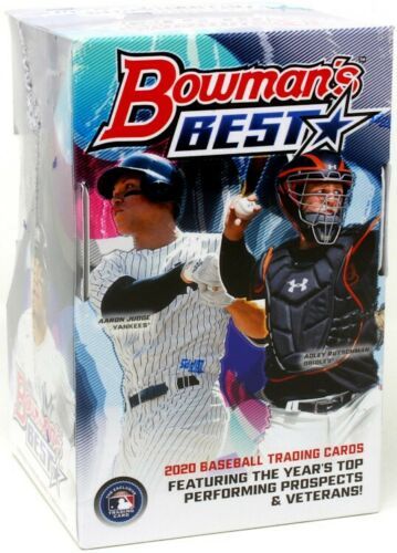 Bowman's Best 2020 Baseball