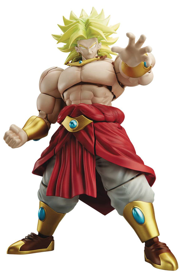Figure-Rise Dragon Ball Z Super Saiyan Broly Figure Model Kit